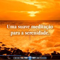 Uma suave meditação para a serenidade