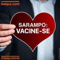 Utilidade pública - Sarampo: aumento de casos preocupa autoridades