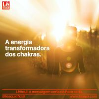 A energia transformadora dos chakras